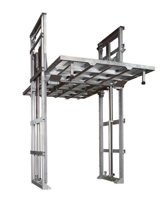 Schema Elettrico Per Montacarichi : Mbm box ascensori per auto montauto sistemi di