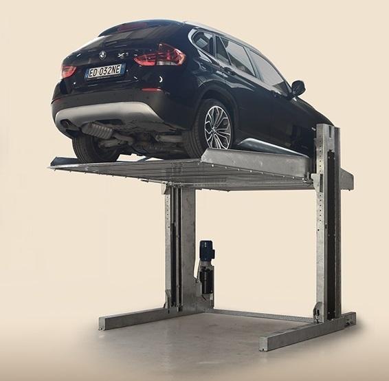 Mod duplicatore mbm parking systems montauto sistemi for Garage per 2 auto