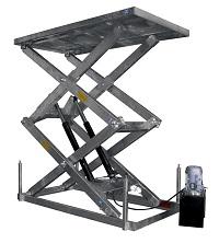 DUO BOX Mod. M3 a doppio pantografo