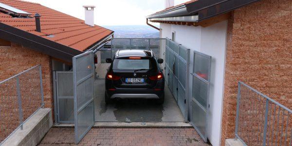 Ascensori per auto, Sistemi di parcheggio, Montauto, Elevatori per auto