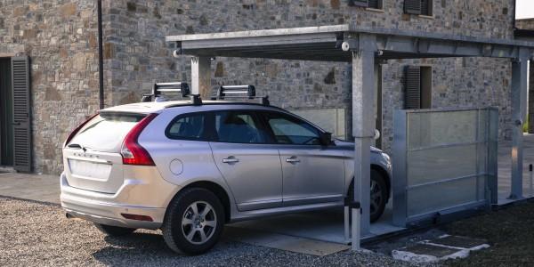 Mbm box ascensori per auto montauto sistemi di for 10 piani di garage per auto