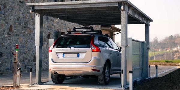 Montauto Mod C1S Ponti sollevatori per auto, sollevatori auto, montacarichi, sistemi di parcheggio