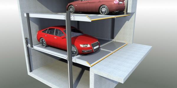 Mod DP 02 DP 04 Ponti sollevatori per auto, Sollevatori per auto
